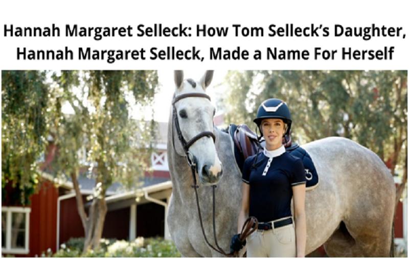 Hannah Margaret Selleck